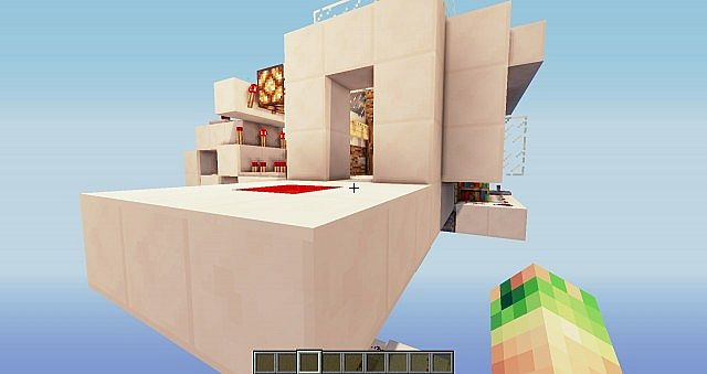 Enchantment table mk 2 redstone compact minecraft project - Table d enchantement minecraft ...
