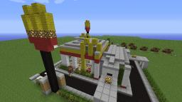 McDonald's and Other Random Stuff Minecraft Map & Project