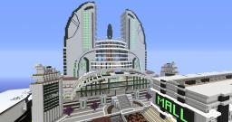 Eco-Tower (Anno 2070) Minecraft Project