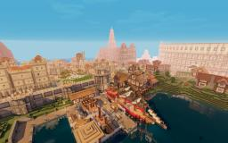 Guruth's Medieval / Fantasy world (Updated 12-3-2013) Minecraft Map & Project
