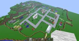 Earthbound Onett Minecraft Map & Project