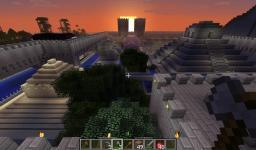 Maya Pyramid Minecraft Map & Project