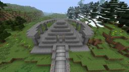 Mystery Pyramid Minecraft Map & Project