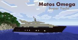 Super Yacht - Matos Omega Minecraft Map & Project