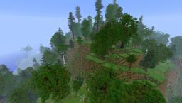 This is Minecraft (Amalthea Network) Minecraft Map & Project