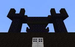The Black Knight's Castle Minecraft Map & Project