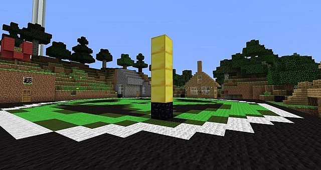 Tower of Pimps in Achievement City