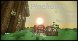 Pinehaven Medieval Project [Download Page] Minecraft Map & Project