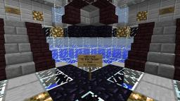 Server SpawnHub Minecraft Project