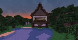 Medieval_House Minecraft Project