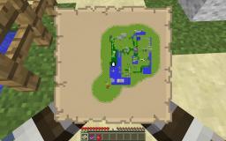 Pokemon Kanto Region Minecraft Project