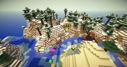 random parkour map Minecraft Map & Project