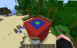 Fun-In-Dat-Sun Random Parkour Minecraft Map & Project