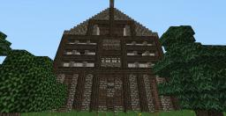 House Minecraft Map & Project