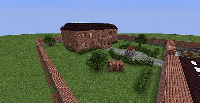 Counter Strike Cs Estate Minecraft Project
