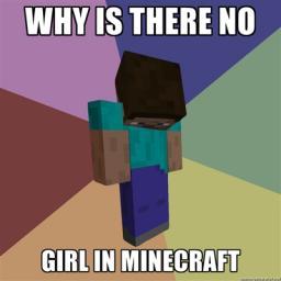 Does Gender Matter on the Internet? [Pop Reel GET!] Minecraft