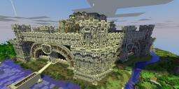 MelonCraft Spawn City Minecraft