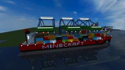 Port and Ships Minecraft Project