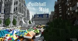 Great Guildhall of Arég Minecraft Map & Project