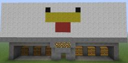 Automatic Chicken Cooker Minecraft Map & Project