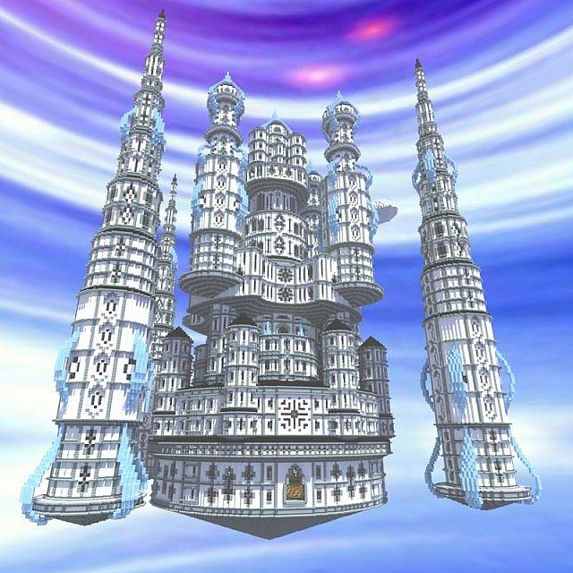 Bridge Templates Minecraft Project