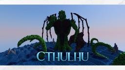 Cthulhu - The Old One Minecraft Map & Project