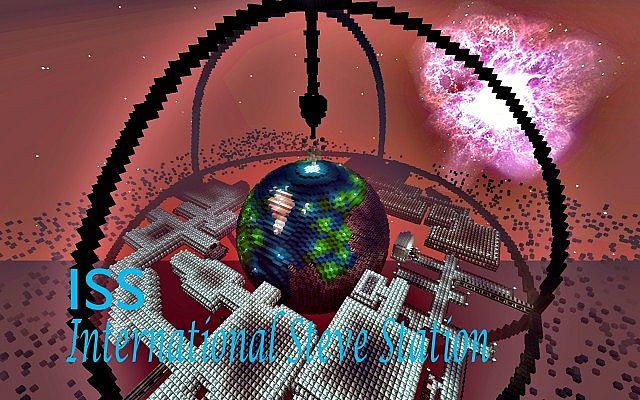 [ISS] International Steve Station