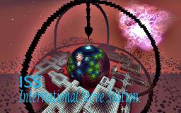 [ISS] International Steve Station Minecraft Map & Project
