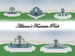 Astinax's Fountain Pack Minecraft Map & Project