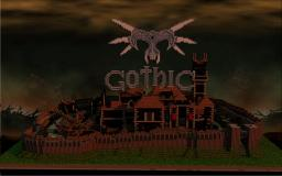 Gothic Old Camp Minecraft Project