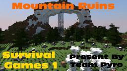Minecraft Survival Games Map - Mountain Ruins [Sneak Peek] Minecraft