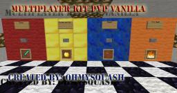 Vanilla Kit PVP Minecraft Map & Project
