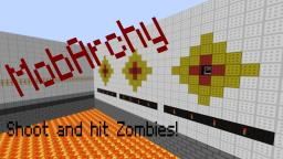 MobArchy - The Zombies will beat you! Minecraft Map & Project