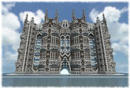 [Palace Commentium] Minecraft Map & Project