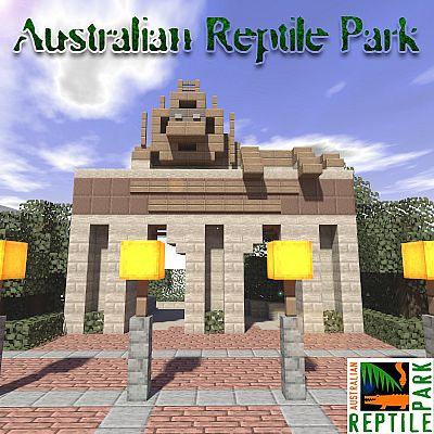 ~ Australian Reptile Park ~ [Uses Mo'Creatures]
