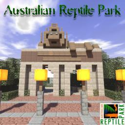 ~ Australian Reptile Park ~ [Uses Mo'Creatures] Minecraft Map & Project