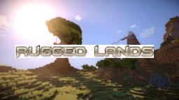 The Rugged Lands - Survival Games Map Minecraft Map & Project