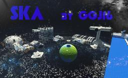 SKA - Space Developement Center [ 15th in Contest ] Minecraft