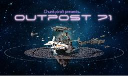 Outpost 71 [6th Place] Minecraft Map & Project