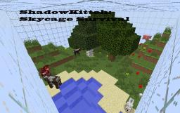Skycage Survival Minecraft Map & Project