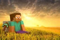 Steve's Adventure Minecraft Blog