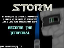 Storm: Temporals Minecraft Texture Pack