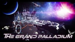 The Grand Palladium - Space City! Minecraft Project
