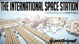 International Space Station (I.S.S.) (To The Stars Contest Entry!) Minecraft Map & Project