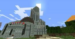 Spoutcraft United Nations Concept Minecraft Map & Project