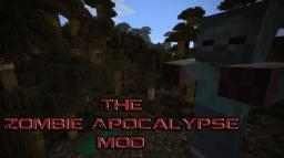 The Zombie Apocalypse Mod Minecraft