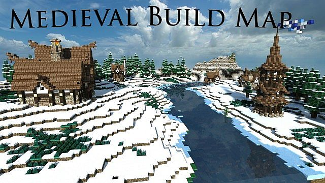 Medieval Village/build Map