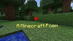 A Minecraft Poem Minecraft Blog