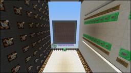 Animation screen Minecraft Map & Project