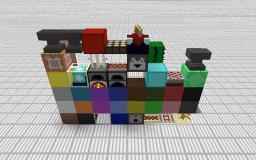 SimpleCraft 1.5.1 +  v 1.4 Minecraft Texture Pack